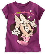 Disney Minnie Mouse Tee for Girls - Earth Day