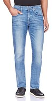 G Star Men's 3301 Slim Fit Pant In Humber Stretch Denim
