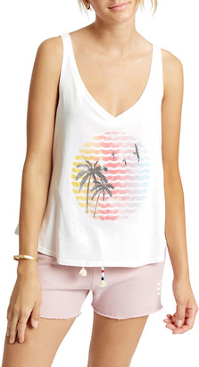 Sol Angeles Indian Summer Graphic Tank