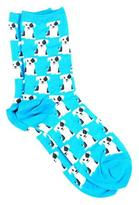 Hot Sox Women's Dogs Crew Socks