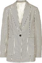 3.1 Phillip Lim Striped canvas blazer