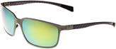 Breed Men's Neptune Polarized Rectangular Frame