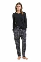 Country Road Drapey Pocket Pyjama Top