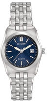 Citizen Eco-Drive Corso Womens Stainless Steel Bracelet Watch EW2290-54L