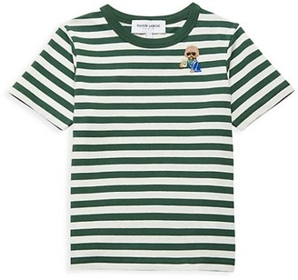 Maison Labiche Little Boy's & Boy's Striped T-Shirt