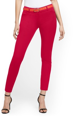 New York & Co. Tall Audrey Ankle Pant - Solid