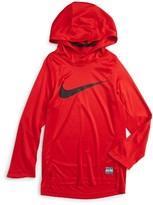Nike Boy's Dry Elite Shooter Hoodie