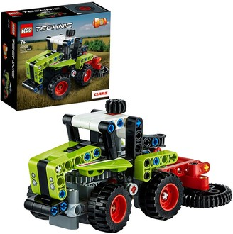 Lego 42102 Mini CLAAS XERION Tractor & Harvester 2in1