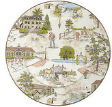 Mackenzie Childs MacKenzie-Childs Aurora Enamel Serving Platter