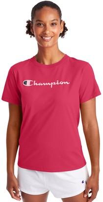Champion Women's Graphic Classic Tee