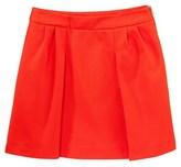 Petit Bateau Women's short A-line skirt