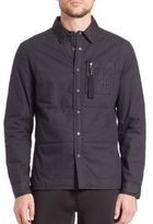 Madison Supply Long Sleeve Cotton Jacket