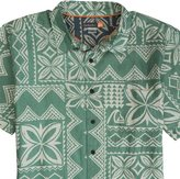 Quiksilver Waterman Collection Watermans Tura Reef Ss Shirt