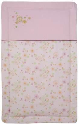 Schardt 13 103 3/604 Crawling Blanket Flowers Pink 100 x 135 cm