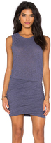 Lanston Ruched Mini Dress