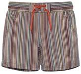 Paul Smith Multi-Coloured Stripe Swim Shorts