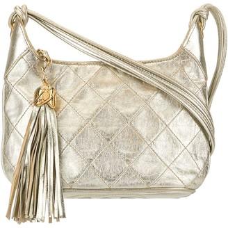 Chanel Pre Owned 1990 Wild Stitch shoulder bag