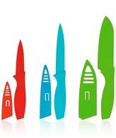 Art & Cook Multicolor Soft Touch 6-PIece Knife Set