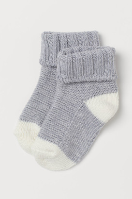 H&M Knitted socks
