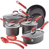 Farberware 12-pc. Aluminum Hard Anodized Cookware Set
