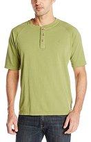 Wolverine Men's Burke Short Sleeve Henley T-shirt