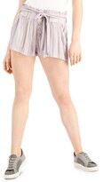 Thumbnail for your product : Rewash Juniors' Striped Tie-Waist Shorts