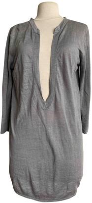 Et Vous Grey Linen Knitwear for Women