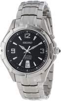 Seiko Men's SNQ123 Classic Perpetual Calendar Watch