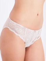 Panache Clara stretch-lace and mesh briefs