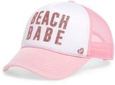 Mother Trucker & Co. Beach Babe Trucker Hat