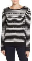 Halogen Embellished Pullover (Regular & Petite)