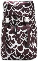 Marni geometric print backpack