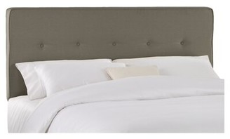 Skyline Furniture Marcy Upholstered Panel Headboard Size: Twin