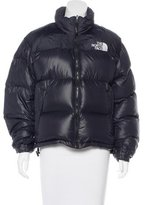 The North Face Zip-Up Down Jacket