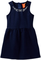 Joe Fresh Necklace Dress (Little Girls & Big Girls)