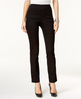 Style&Co. Style & Co. Petite Patch-Pocket Pull-On Pants, Only at Macy's