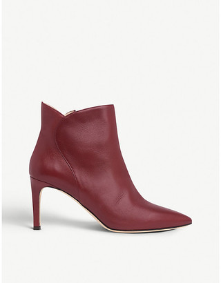 LK Bennett Maja leather ankle boots