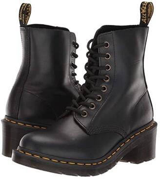 Dr. Martens Clemency Wanama (Black) Women's Boots