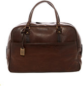 Frye Richard Leather Vintage Gym Bag