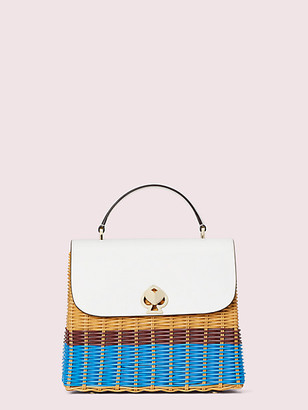 Kate Spade Romy Wicker Medium Top