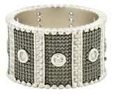 Freida Rothman Women's Industrial Finish Cubic Zirconia Ring