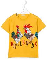 Dolce & Gabbana 'Chinese New Year' T-shirt - kids - Cotton/Polyamide/Viscose - 10 yrs