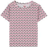 ZEF Sale - Folk Zigzag T-Shirt