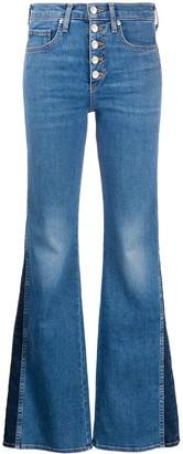 Veronica Beard Kiley high rise jeans