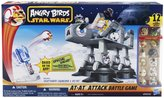 Star Wars Angry Birds Fighter Pods AT-AT Attack Battle Game
