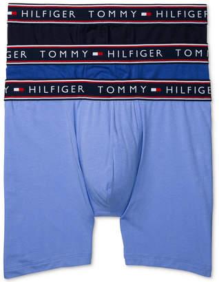 Tommy Hilfiger Men 3-Pk. Cotton Stretch Boxer Briefs