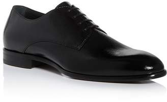 HUGO BOSS Men's Cannes Patent Leather Oxfords