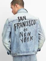 Gap Limited Edition Icon Denim Jacket