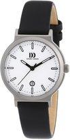 Danish Design Women's Quartz Watch 3326574 with Leather Strap