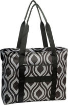 Wally Bags WALLYBAGS Wallybags Womens Carry-On Tote